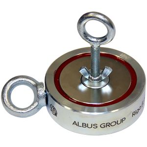Albus 2*F200 Double-sided Fishing Magnet